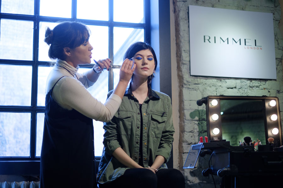 Adina Vlad - Make-up artist Rimmel London