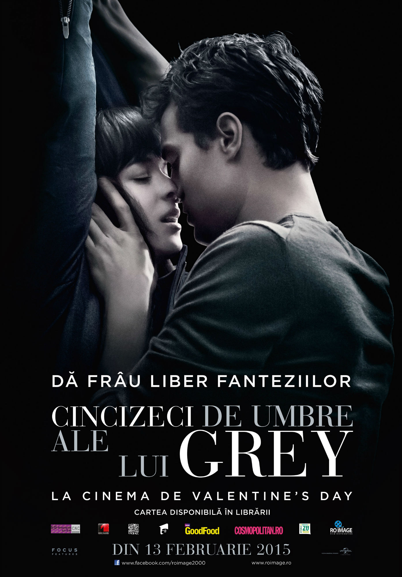 Afis Fifty Shades of Grey