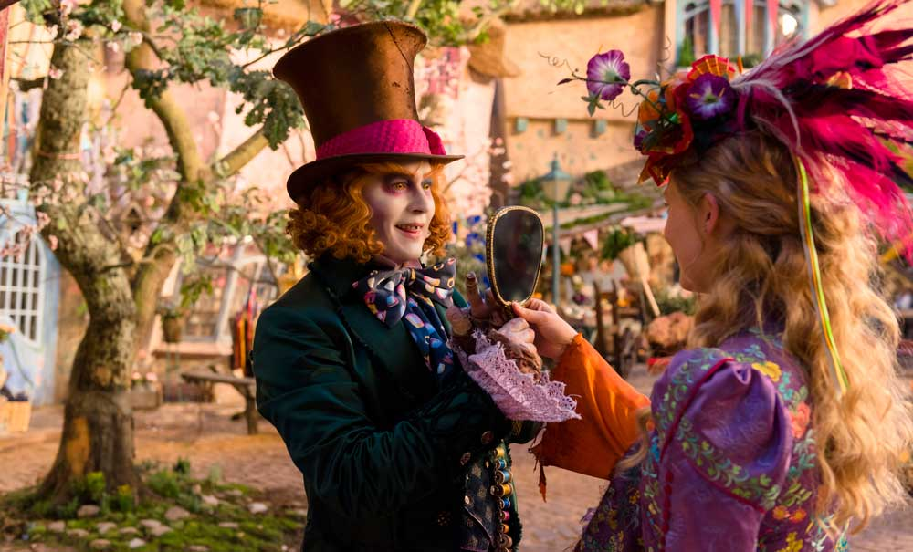 Alice Through the Looking Glass - Mad Hatter