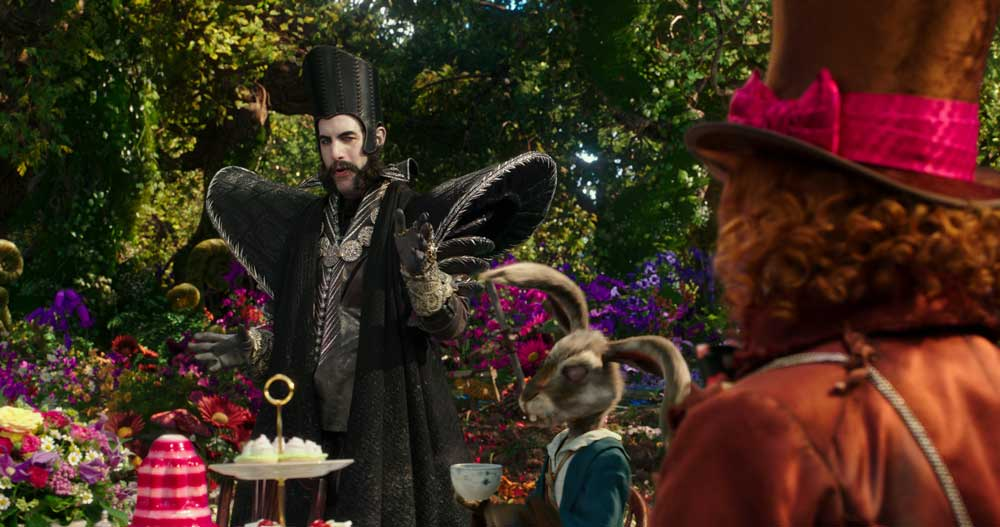 Alice Through the Looking Glass - Time