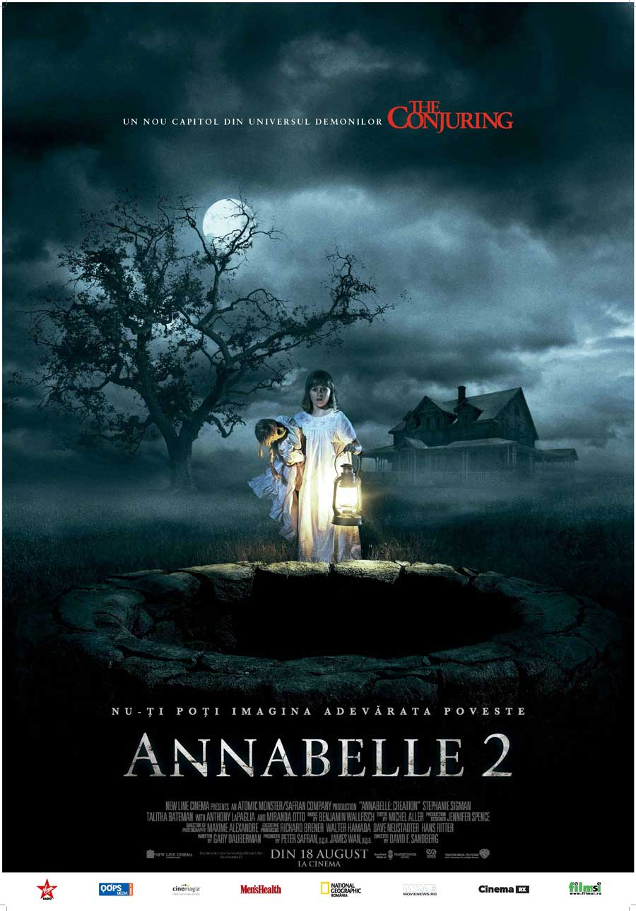Annabelle Creation-poster