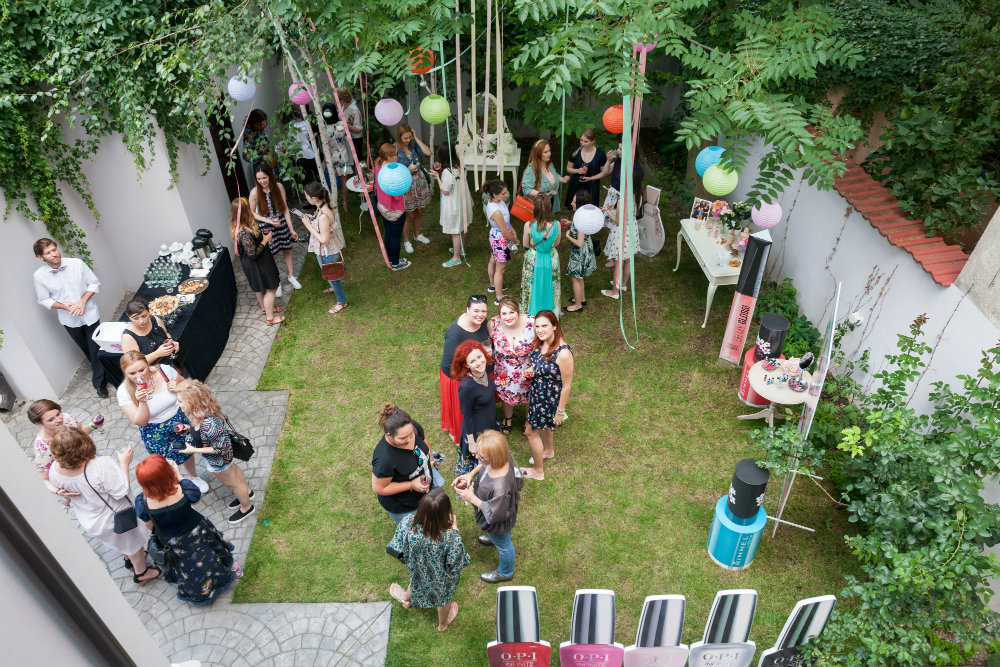 Beauty Bloggers Summer Party powered by Coty 1