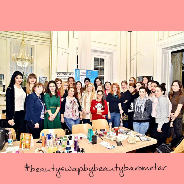 Bloggers Beauty Swap