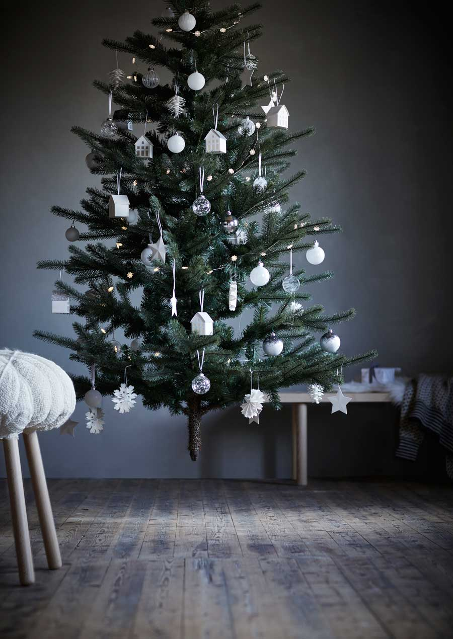 Decoratiuni brad IKEA 2017