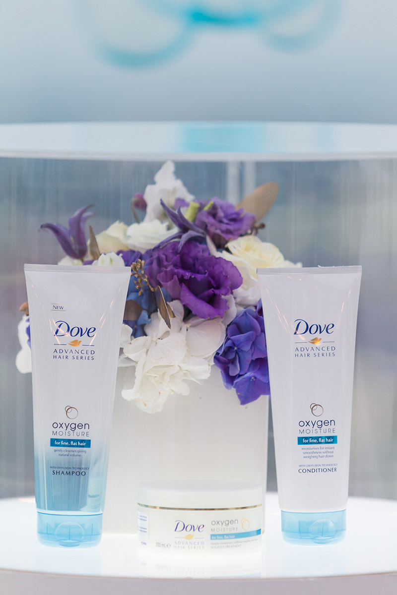 Dove Advanced Hair Series - Oxygen Moisture