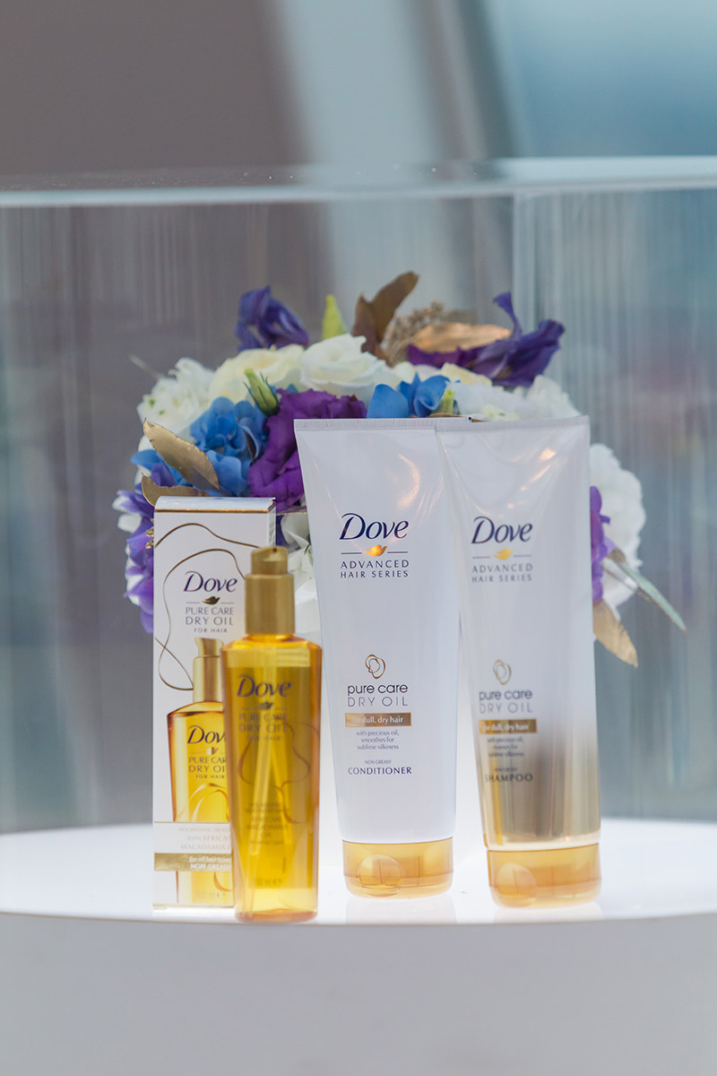 Dove Advanced Hair Series - Pure Care Dry Oil