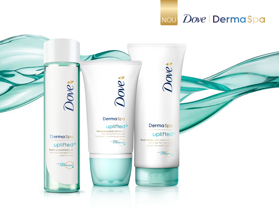 Dove DermaSpa Uplifted