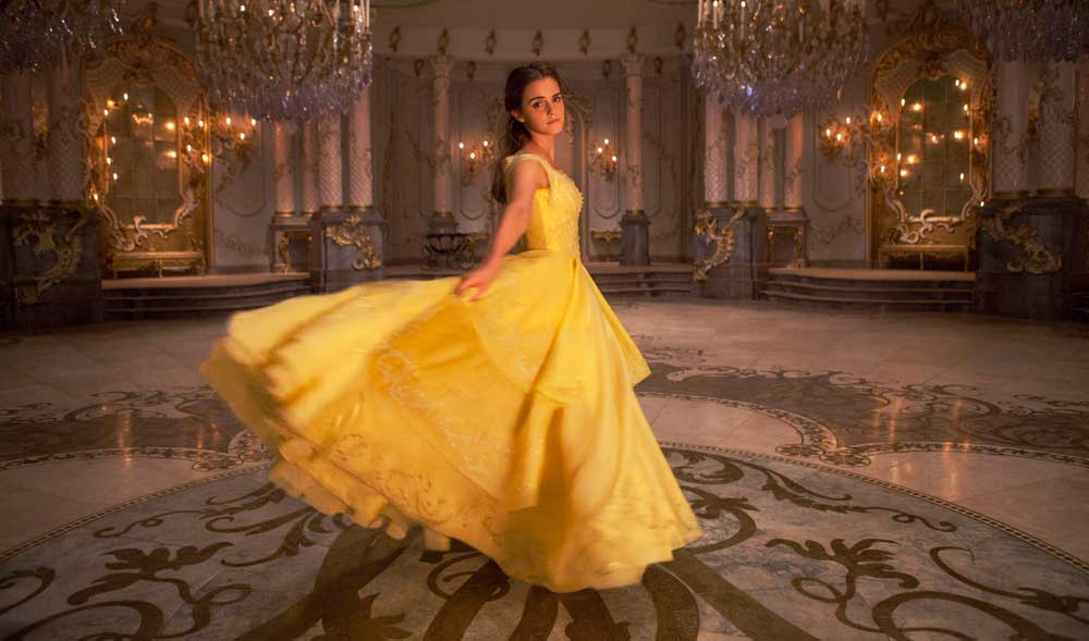 Emma Watson-Beauty and the Beast