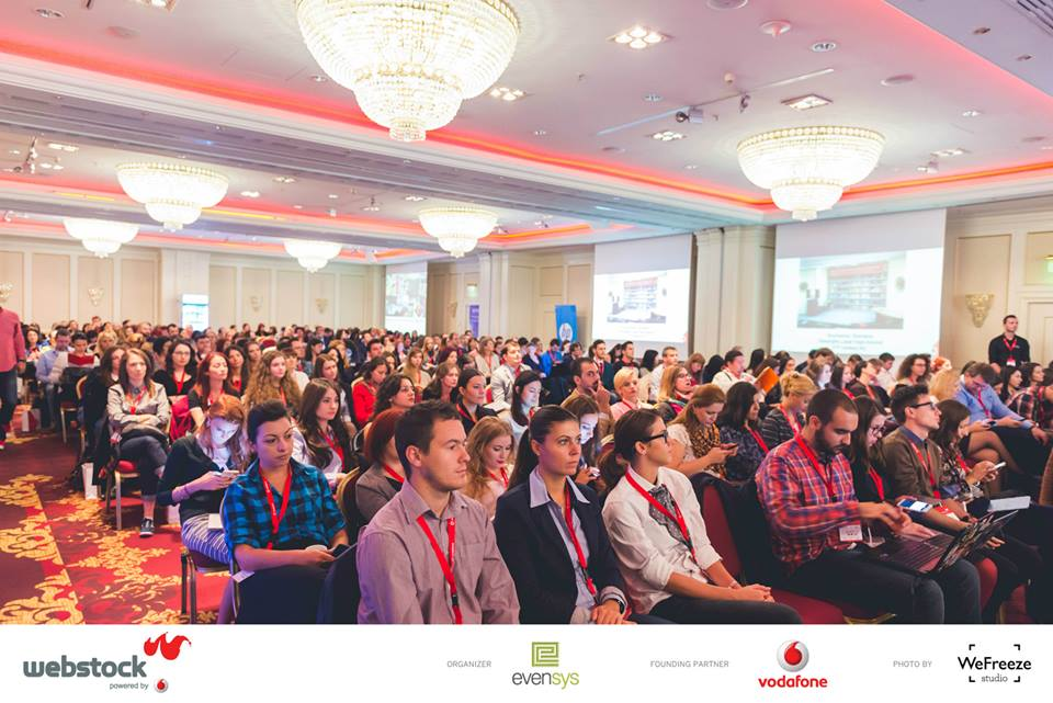 Eveniment Webstock 2015