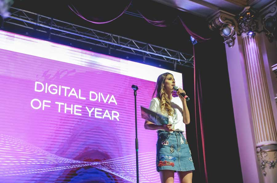 Gala Digital Divas Awards