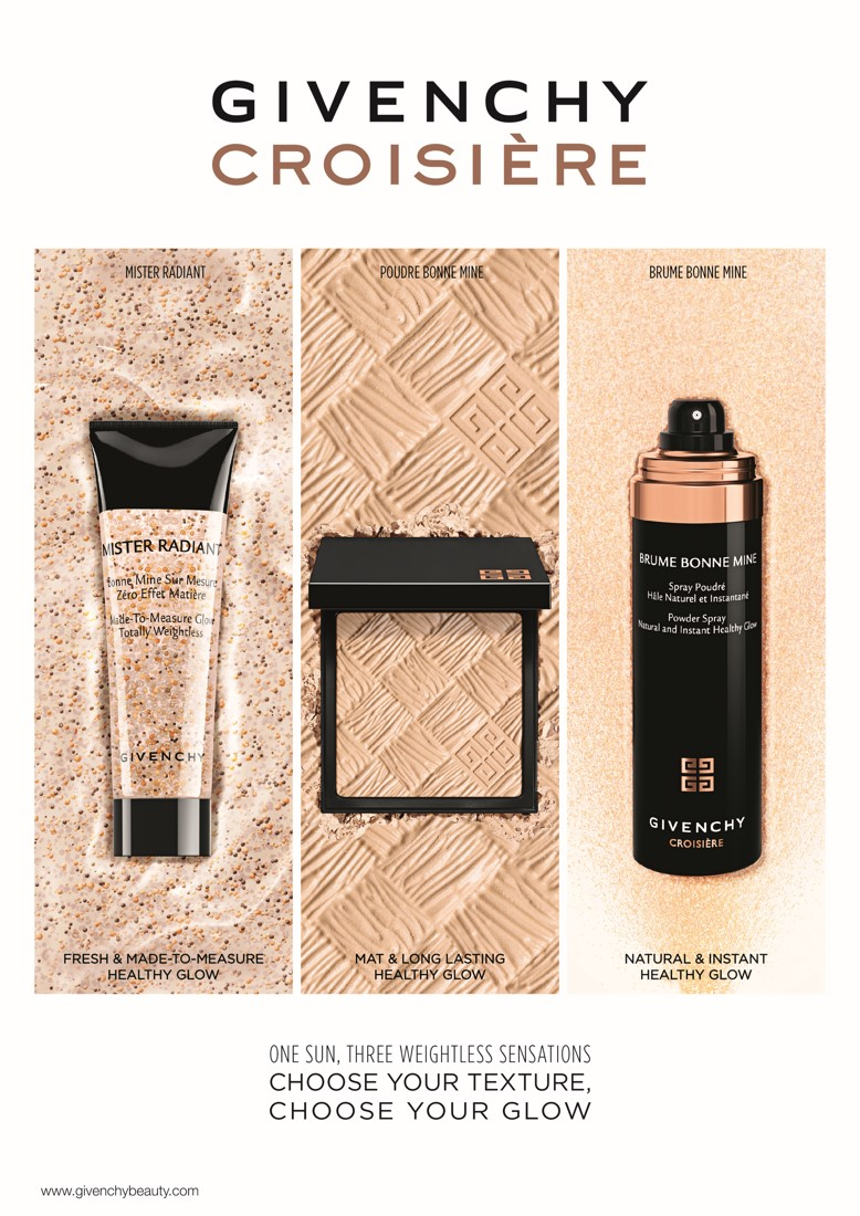Givenchy Croisiere make-up collection 2015
