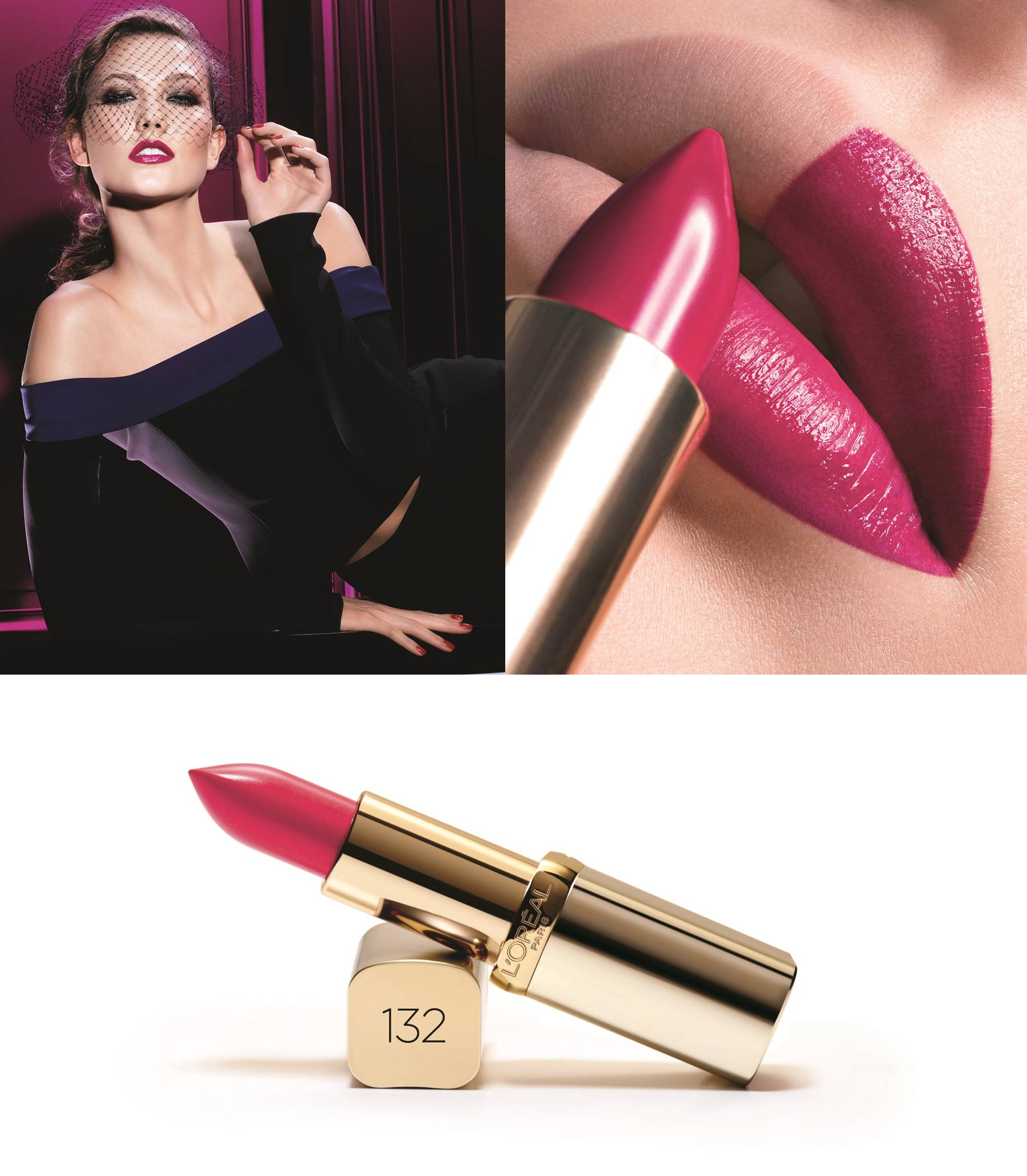 Karlie Kloss - Color Riche Magnolia Irreverent