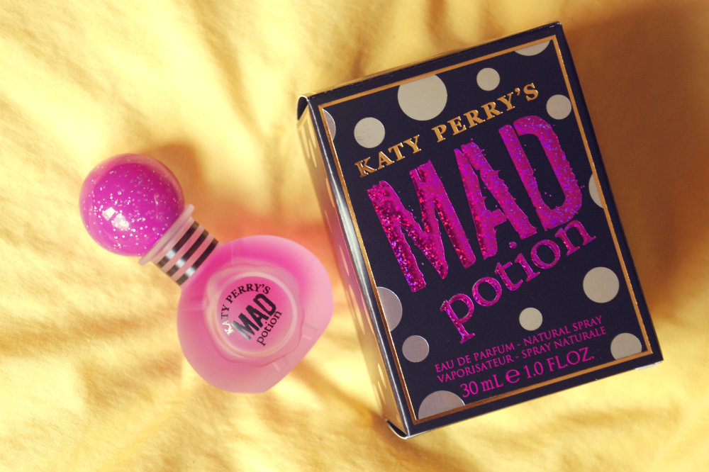 Lansare Katy Perry's Mad Potion