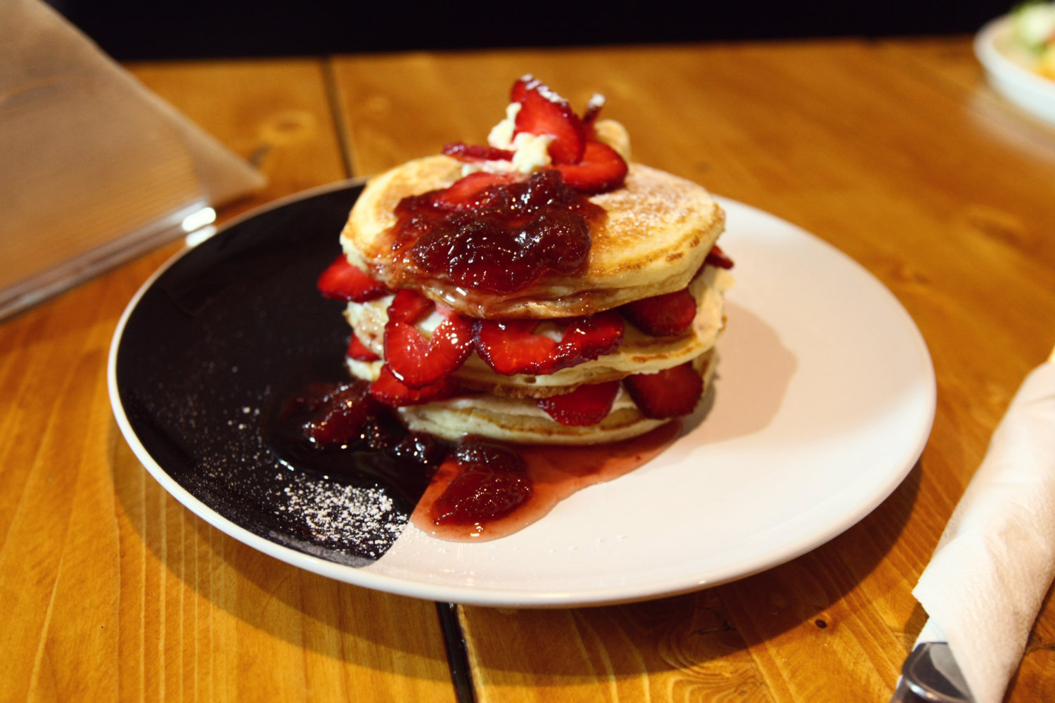 New York Pancakes - clatite