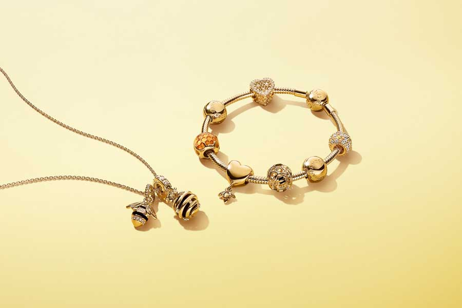 Pandora Shine BEE MINE_1