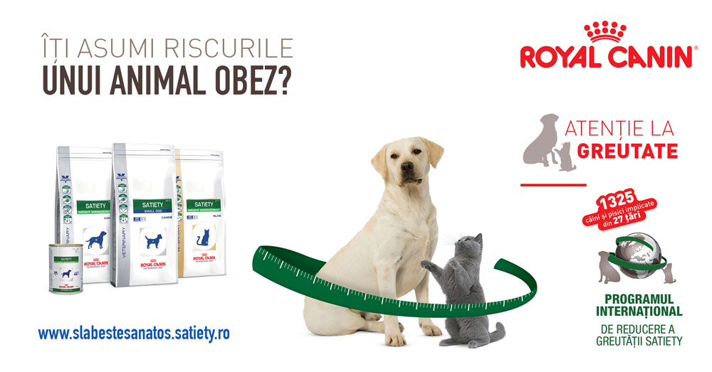 Royal Canin-program-SATIETY-