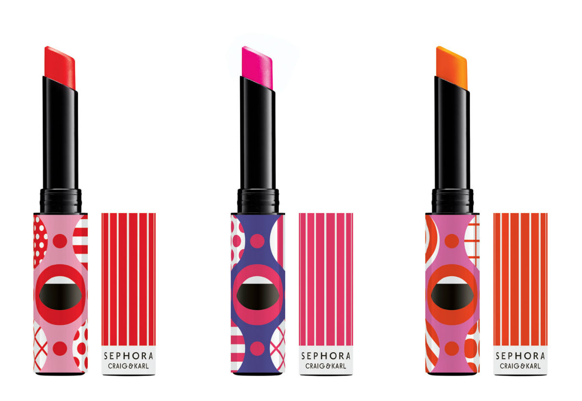 Sephora Craig & Karl Color Lip Last