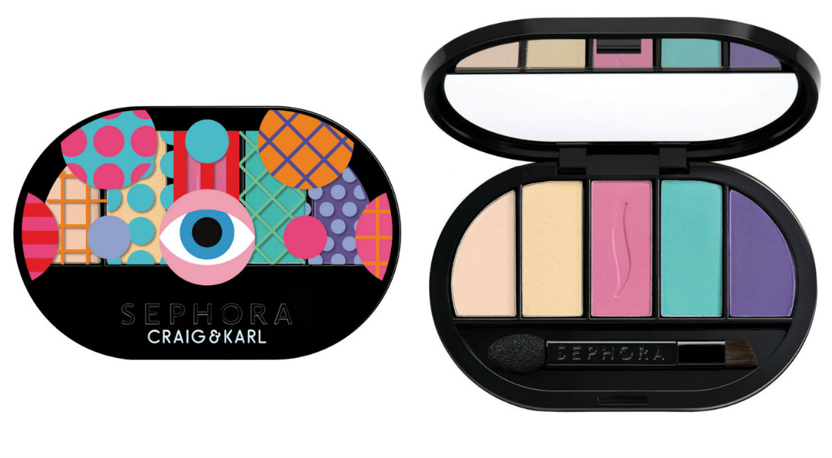 Sephora Craig & Karl Colorful 5