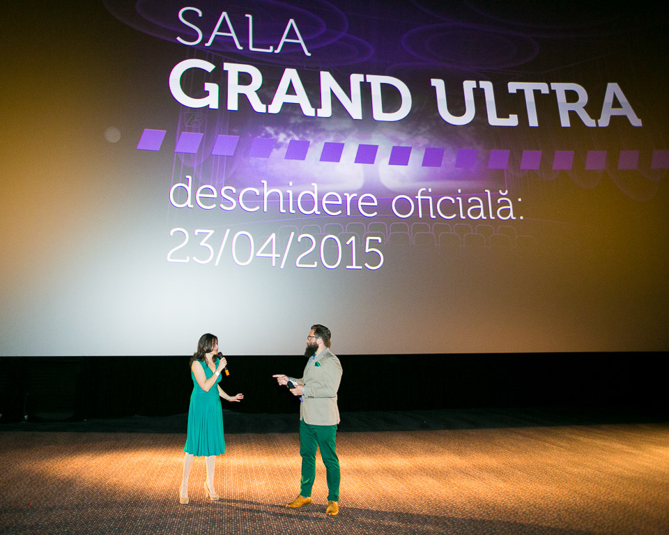 Simona Manea - Grand Cinema